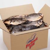 Рыба вяленая карась лот 2 кг