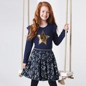 ☘ Стильна спідничка для маленької модниці від Tchibo (Німеччина), розмір: 110/116