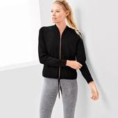 ☘ Ефектна функціональна спортивна куртка на блискавці, Tchibo (Німеччина), розмір наш 44-46 (S євро)