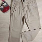 Стильні фірмові трендові штани на дівчинку 4-5р. Стан нової речі.