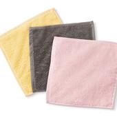 ☘Лот 1 шт☘ Спеціальний косметичний рушник для вмивання від Tchibo (Німеччина)