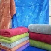 Лот 3шт!Нежные,супермягкие,быстровпитывающие полотенца отличного качества!