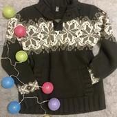 Зимний свитер ZARA