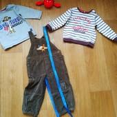 Много лотов!Пакет одежды мальчику р.86-92