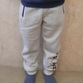 Последние размеры спортивные штаны р. 140 трёхнить
