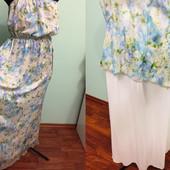 Легкие платья сарафаны Zara и др. как новые, р. S-M. Одно на выбор