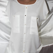 Футболка блузка женская 54р