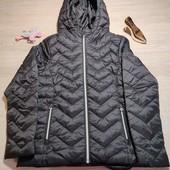 Германия!!! Стеганая демисезонная куртка, курточка для девочки!