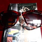 Цветочные солнцезащитные очки от Gabriella Marioni, UV 400