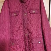 Демисезонная куртка р.56-60 см.замеры