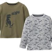 Набор регланів на хлопчика, бренд lupilu германія, розм 98_104