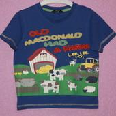красивые фирменные футболки для мальчика дл 40 см