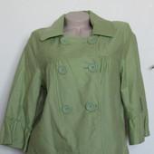 Летняя куртка Marks&Spencer в стиле baby doll р. М-L