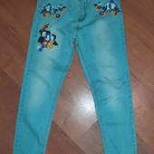 классные джинсы/деним(есть нюанс)смотрите фото и описание