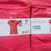 Германия, женская футболка Esmara, размер на выбор, 1 шт