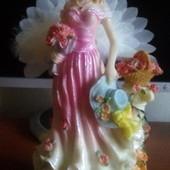 Новые, статуэтки ангелочки. 25 см. Один на выбор.