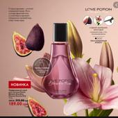 Не пропустите новинку! Парфюмированный спрей love potion blossom kiss 38526