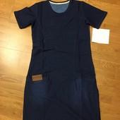 Новое платье 40-42, замеры