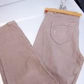 Стоп!фирменные удобные брюки
