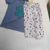 519. Набір футболка +штани