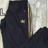 женские спортивные штаны новые. смотрите замеры