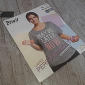 Спортивная футболка , для фитнеса, йоги, XL 48/50 euro, crivit, германия