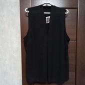 Фирменная новая красивая блуза-туника р.20-22