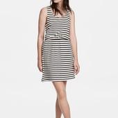 Летнее платье, сарафан в полоску H&M, размер М.