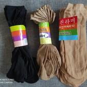 Женские капроновые носки. 1пара на выбор.