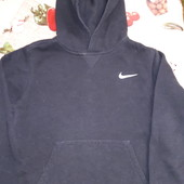 Худи Nike на флисе 10-12лет сост.отл.см замеры
