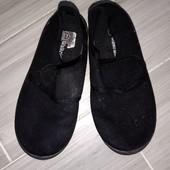 Тапочки мокасины сменная обувь 11рпзмно 18см стелька