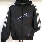 Куртка мужская демисезонная двухсторонняя 46-48р. Рас