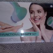 Многофункциональный косметический набор Impulse Beauty для ухода за лицом, ступнями и руками.