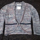 Сток ! Пиджак машинная вязка. Размер 44