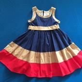 Стильное Платье 6-7 лет