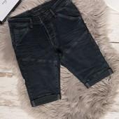 Классные мужские джинсоаые шорты. Качества супер!