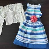 Летнее платьице для модницы