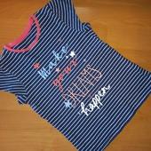George футболка для девочки, на 8-9лет, на рост 128-135