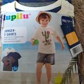 ПП133.футболки lupilu 98/104