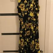 Платье хлопок S