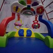 Развивающий игровой центр Chicco Duo Gym