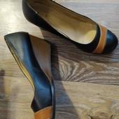 Удобные легкие туфли