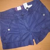 Женские шорты H&M, евро 40. На наш 46-48