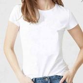 Котоновая футболка Esmara M evro 40 /42+6 по бирке L