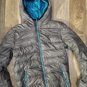 2-х сторонняя куртка(натуральный пух)