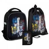 Набор рюкзак + пенал + сумка для обуви Kite 555 TF