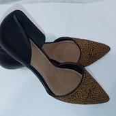 Крутые туфли лодочки на шпильке ТМ Next