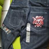 Подростковые джинсы Ed Hardy(USA)