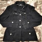 Джинсовая куртка H&M р.EUR44