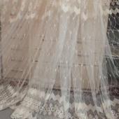 Фатин с оригинальной вышивкой! Турция! 4, 5 м